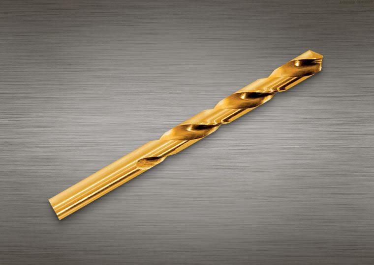 Broca Aço rápido para metal
