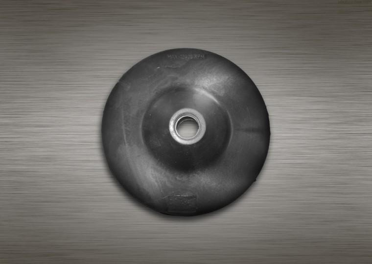 Disco de Borracha 4.5″