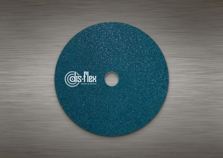 Disco de Lixa de Óxido de Zircônia