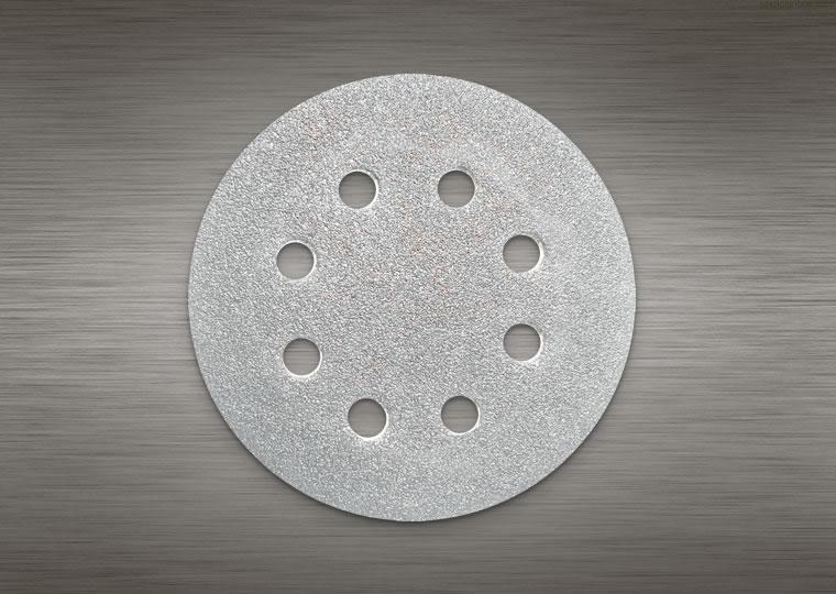 Disco de Lixa Pluma Anti-empastamento