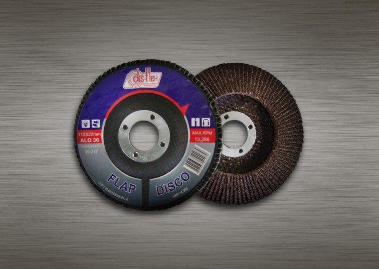 Flap Disc em Óxido de Alumínio METALFLEX Perfomance