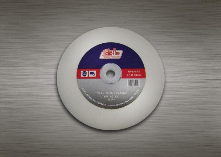 Rebolo Padrão Branco (AA)